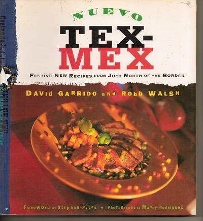 Image for Nuevo Tex-mex Festive New Recipes from Just North of the Border