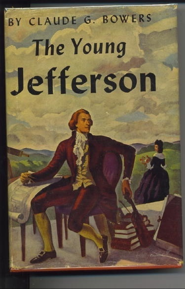 Image for Young Jefferson, 1743-1789