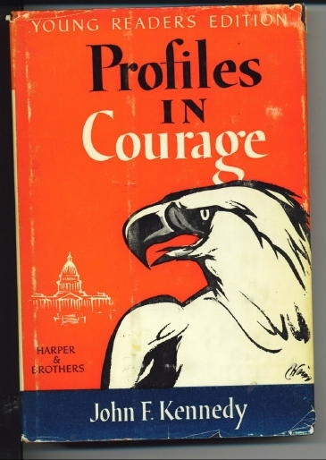 Image for Profiles In Courage Young Readers of America Selection