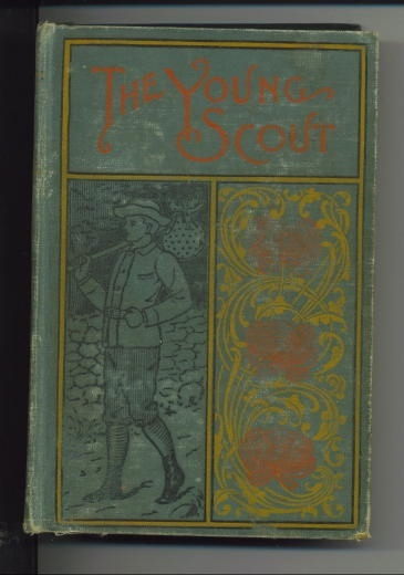 Image for The Young Scout The Story of a West Point Lieutenant