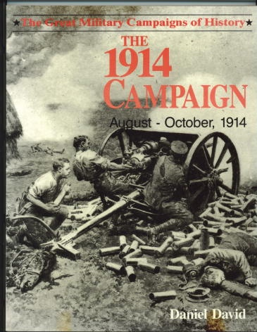 Image for The 1914 Campaign