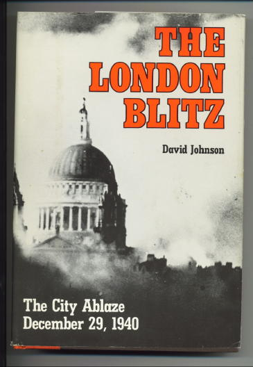 Image for The London Blitz