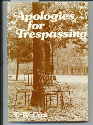 Image for Apologies For Trespassing