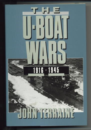 Image for The U-boat Wars 1916-45