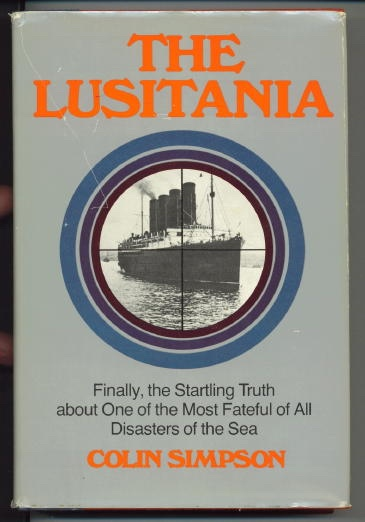 Image for The Lusitania
