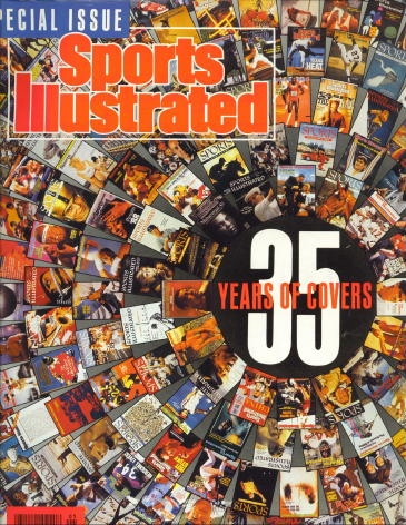 Image for Sports Illustrated Special Issue 35 Years of Covers