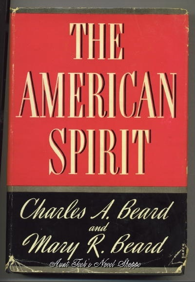 Image for American Spirit