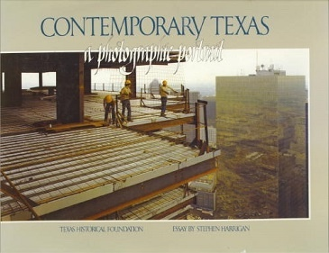 Image for Contemporary Texas A Photographic Portrait