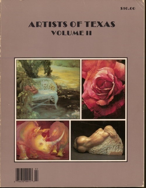 Image for Artists Of Texas, Volume II