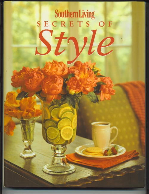 Image for Southern Living Secrets Of Style