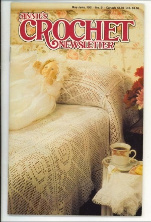 Image for Annie's Crochet Newsletter May-June 1991