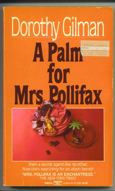 Image for A Palm For Mrs. Pollifax Mrs. Pollifax Mystery