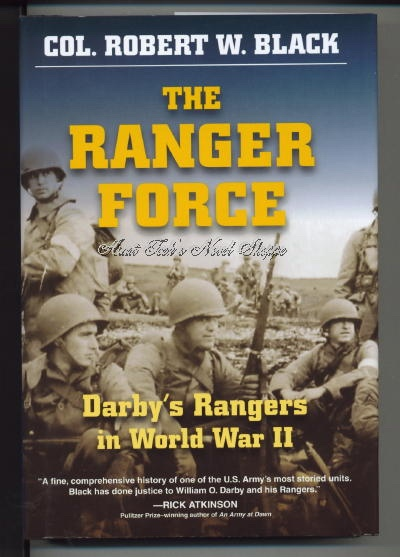 Image for The Ranger Force, Darby's Rangers in World War II
