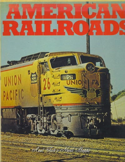 Image for American Railroads
