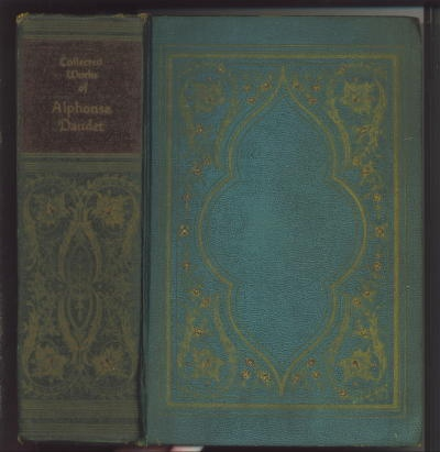 Image for The [ Complete ] Works Of Alphonse Daudet, One Volume Edition