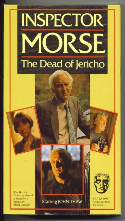Image for Inspector Morse: The Dead Of Jericho