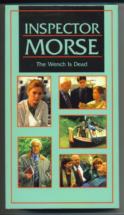 Image for Inspector Morse: The Wench Is Dead