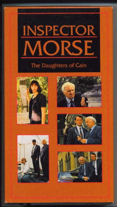 Image for Inspector Morse: The Daughters Of Cain