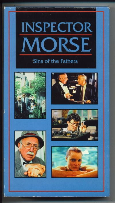 Image for Inspector Morse: Sins Of The Fathers