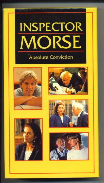 Image for Inspector Morse: Absolute Conviction
