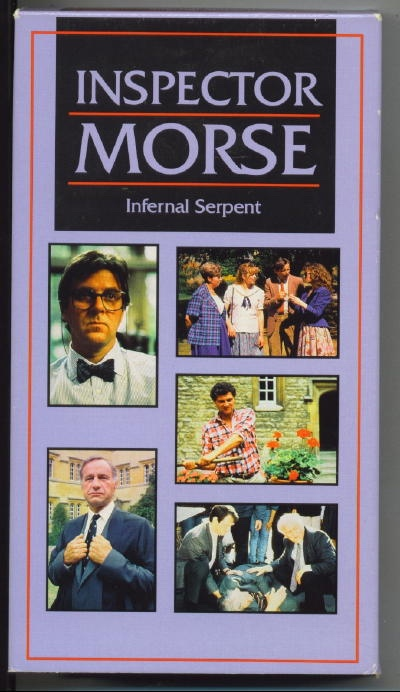 Image for Inspector Morse: Infernal Serpent