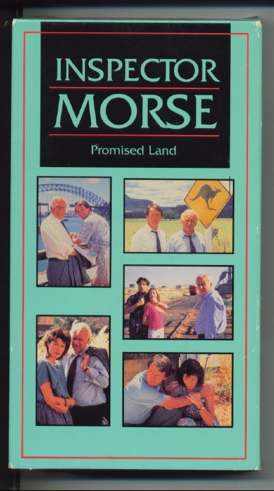 Image for Inspector Morse: Promised Land