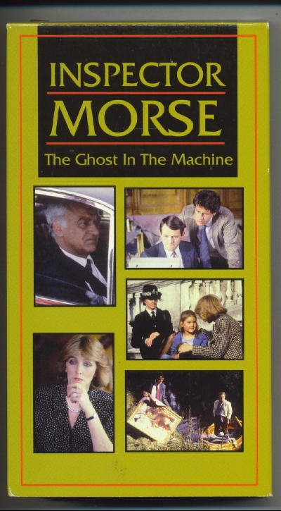Image for Inspector Morse: The Ghost In The Machine