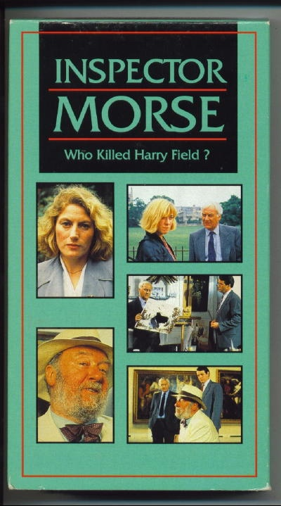 Image for Inspector Morse: Who Killed Harry Field?