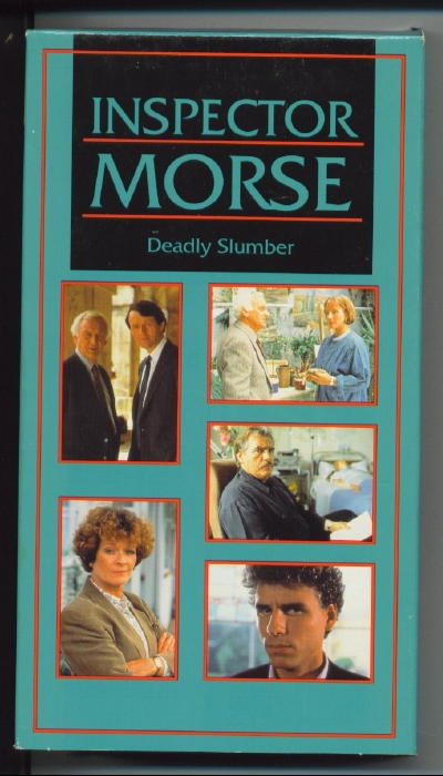 Image for Inspector Morse: Deadly Slumber