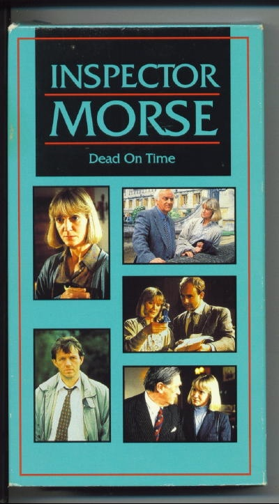 Image for Inspector Morse: Dead On Time
