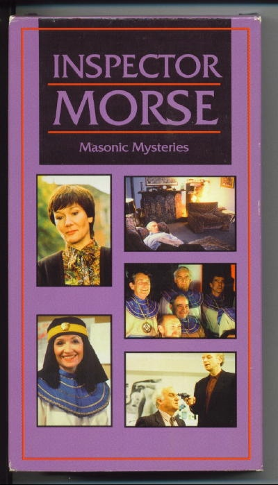 Image for Inspector Morse: Masonic Mysteries