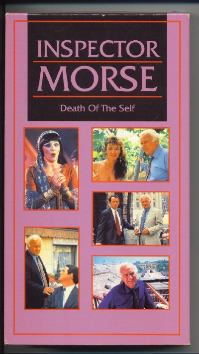 Image for Inspector Morse: Death Of The Self