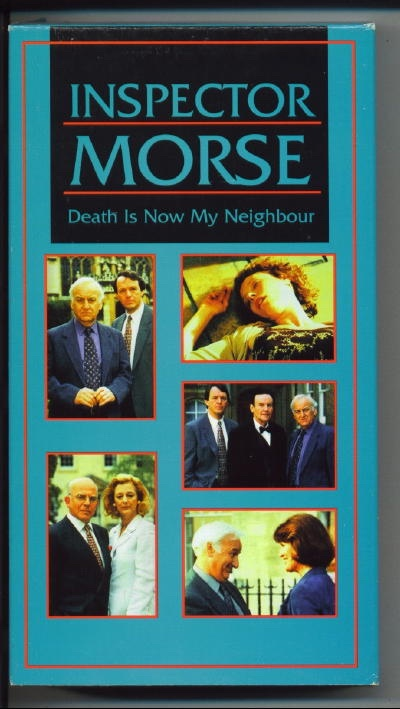 Image for Inspector Morse: Death Is Now My Neighbour