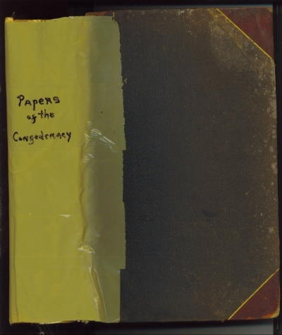 Image for A Compilation Of The Messages And Papers Of The Confederacy, Volume II