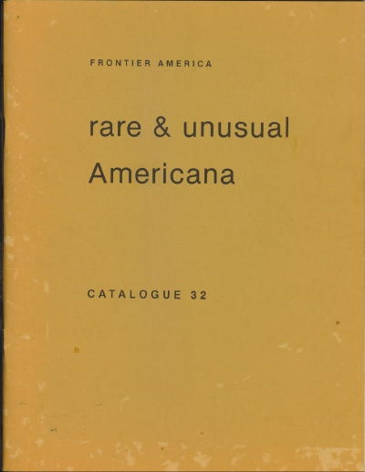 Image for A Varied Collection Of Rare And Unusual Americana