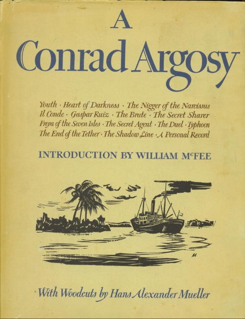 Image for A Conrad Argosy: With Woodcuts