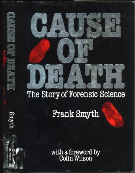 Image for Cause Of Death The Story of Forensic Science