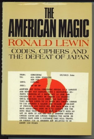 Image for The American Magic Codes, Ciphers and the Defeat of Japan