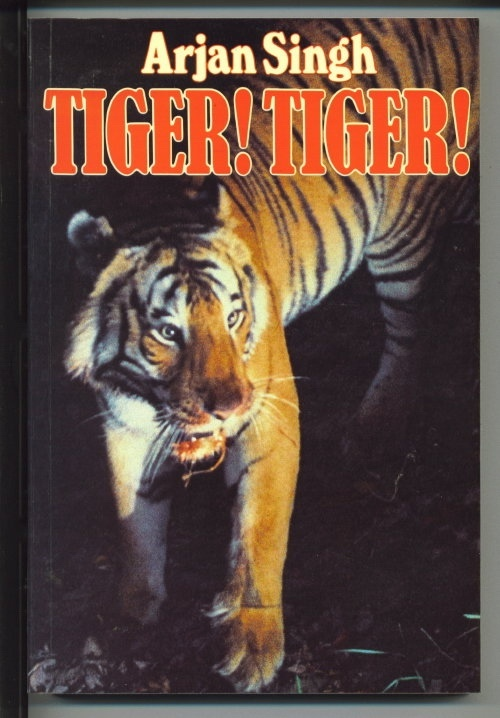 Image for Tiger! Tiger!