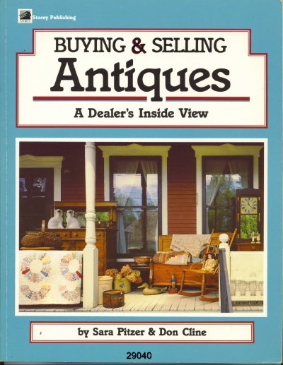 Image for Buying & Selling Antiques