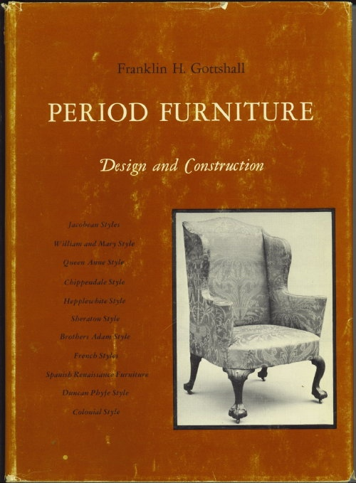 Image for Period Furniture Design and Construction