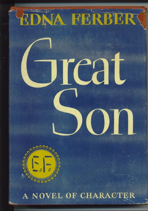 Image for Great Son - A Novel of Character