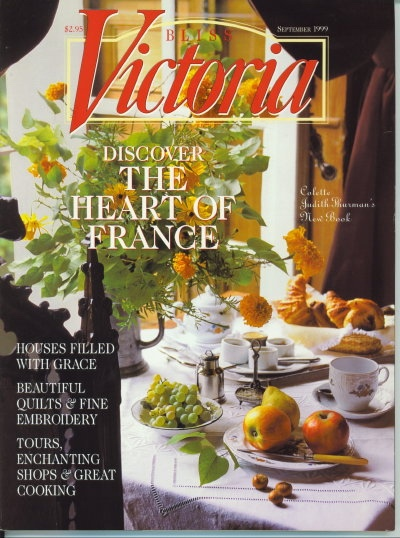 Image for Victoria Magazine September 1999