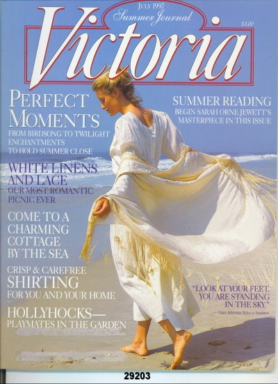 Image for Victoria Magazine July1997