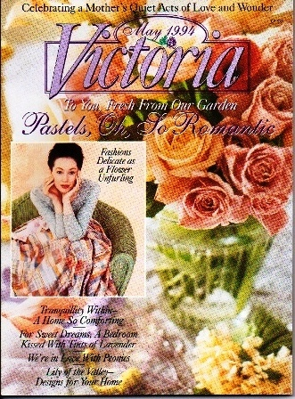 Image for Victoria Magazine , May 1994, Pastels, Oh So Romantic
