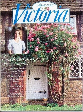 Image for Victoria Magazine April 1990
