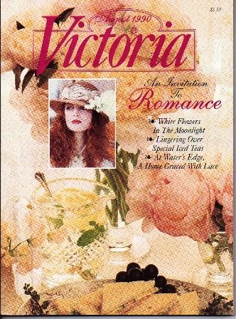 Image for Victoria Magazine August 1990