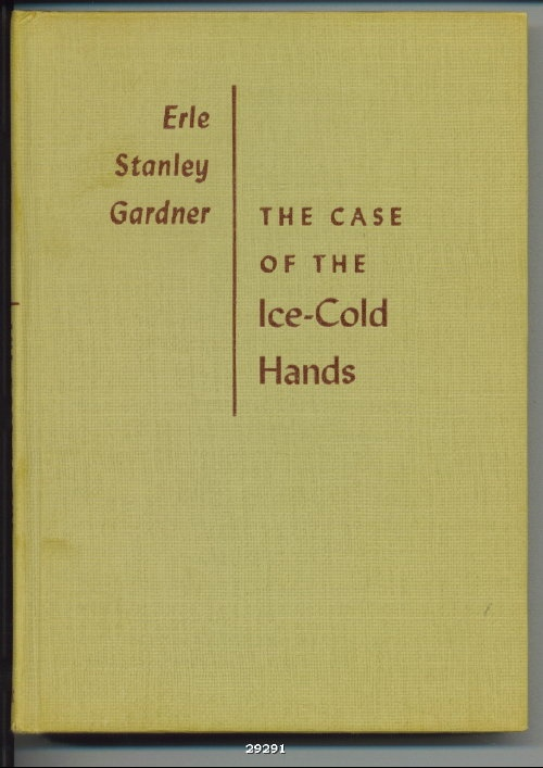 Image for The Case of the Ice-Cold Hands