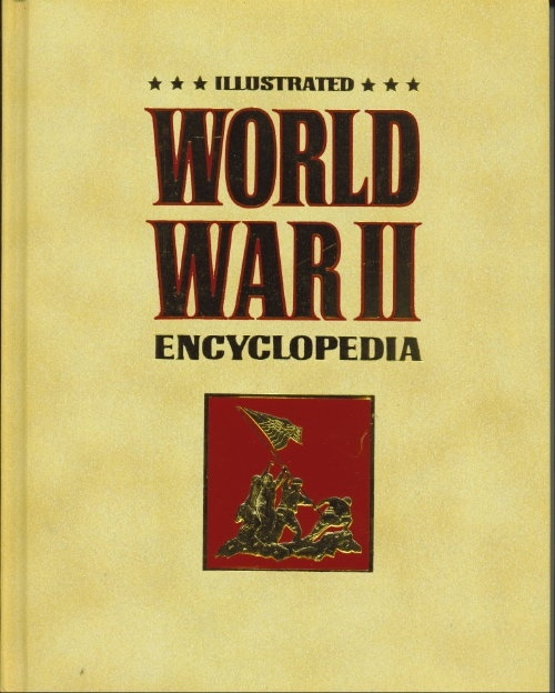 Image for Illustrated World War II Encyclopedia Volume 8 Only