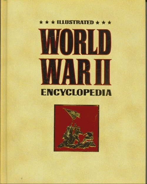 Image for Illustrated World War II Encyclopedia Volume 15 Only
